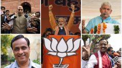 BJP will announce tomorrow it's UP CM, Manoj Sinha Said, i am not in race | इंतजार खत्म, कल होगा यूपी के मुख्यमंत्री का ऐलान, 19 को शपथ ग्रहण