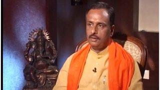 यूपी के डिप्टी सीएम ने कहा- जब राम जी चाहेंगे तभी होगा अयोध्या में राम मंदिर का निर्माण