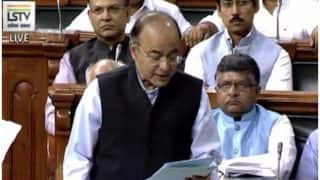 Passage of GST Bill is history in the making, says 'optimistic' Arun Jaitley