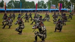CRPFने तैयार किया 500 स्पेशल कमांडो का दस्ता, कश्मीर में संभालेंगे मोर्चा