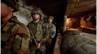 जम्मू कश्मीर के राजौरी सेक्टर में पाकिस्तान ने की ताबड़तोड़ फायरिंग, 4 जवान शहीद