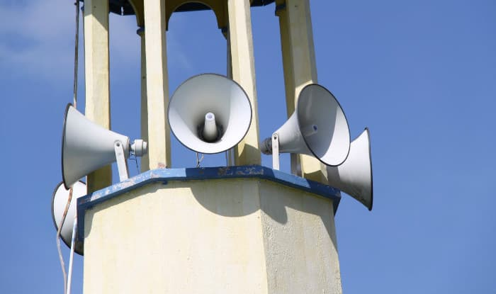 Somebody In Turkey Played Porn Over Loudspeakers Normally Reserved For Prayer