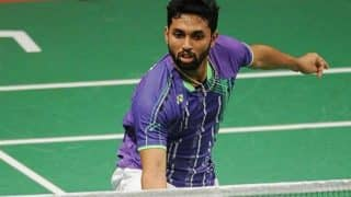 Defending champion HS Prannoy loses in quarterfinals of Swiss Open