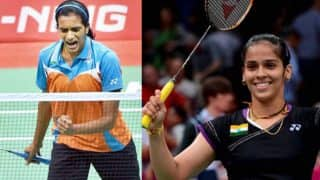 PV Sindhu, Saina Nehwal Sail Into Second Round of Singapore Open