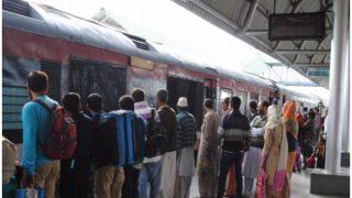 यूपी: मुरादाबाद रेलवे स्टेशन पर नायब सूबेदार से लूटपाट, विरोध पर हाथ काटा