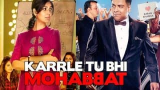 First Look of Ram Kapoor and Sakshi Tanwar's romantic web series is impressive!