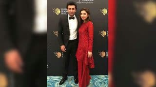 When Ranbir Kapoor and Mahira Khan jazzed it up in Dubai for Global Teacher Prize! (Pics and Video)