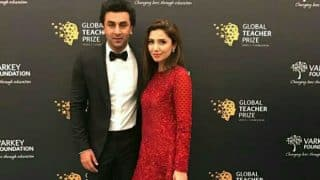 Ranbir Kapoor Made A Pit Stop At London Not For Mahira Khan But For This Reason?