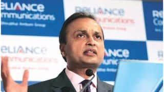 Reliance Communications rating slashed again by Moody's, Fitch; Shares plunge by 2.2%