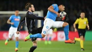 Champions League: Sergio Ramos, Alvaro Morata strike as Real Madrid crush Napoli hopes