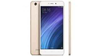 Redmi 4A to launch in India today, expected to be priced at Rs 6000