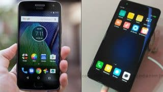 Moto G5 Plus and Xiaomi Redmi Note 4 comes face-to-face on March 15 sale: Which one to buy?