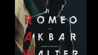 Romeo Akbar Walter Twitter Reaction: John Abraham Starrer Hooks Twitterati, Declared Intriguing Spy Thriller
