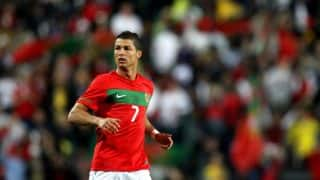 Portugal Head Coach Fernando Santos Backs Cristiano Ronaldo to Win Ballon D'Or