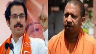 Shiv Sena's mouthpiece Saamna chides Yogi Adityanath for focusing on