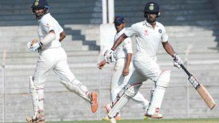 India vs Australia: Cheteshwar Pujara & Wriddhiman Saha partnership is the best I have seen, says Virat Kohli