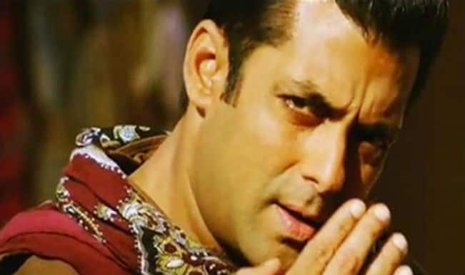 Not Tiger Zinda Hai With Katrina Kaif Salman Khan Is Prepping For