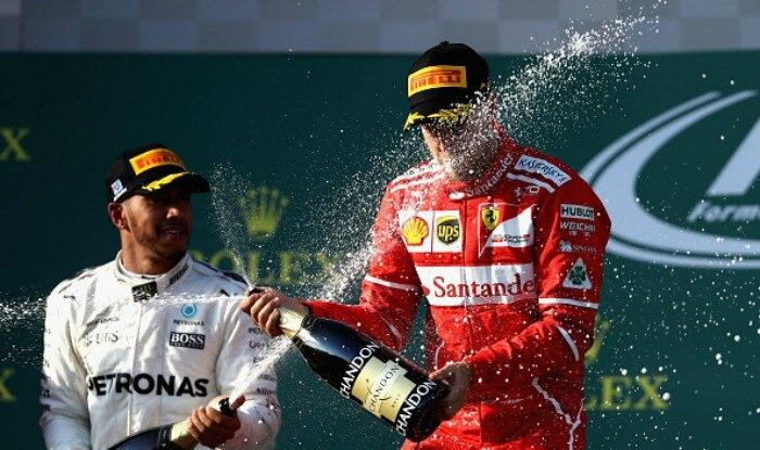 File picture of Sebastian Vettel.