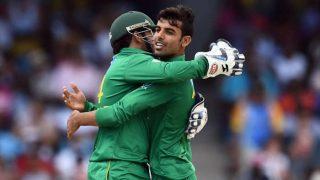 पाकिस्तान ने पहले टी20 में वेस्टइंडीज को 6 विकेट से हराया, शादाब खान ने झटके 3 विकेट