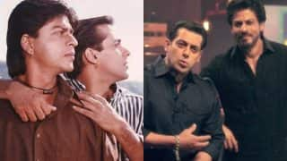 'Stop calling us Karan Arjun': Shah Rukh Khan reveals what he finds odd and off-putting about his and Salman's relationship