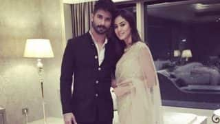 Shahid Kapoor - Mira Rajput's PDA Picture From The Gym Is Giving Us Major Couple Goals This Valentine's Day (PIC INSIDE)