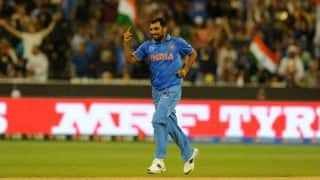 Vijay Hazare Trophy: Mohammed Shami set to play final against Tamil Nadu