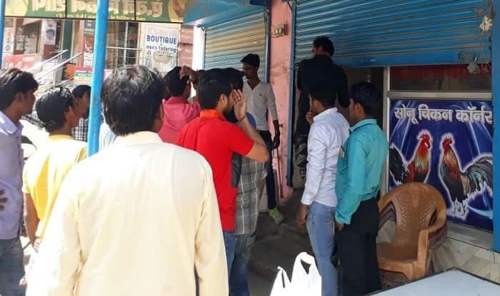 Shiv Sena shuts 500 meat shops in old Gurgaon