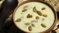 Chaitra Navratri Vrat Special Recipe: How to make Sabudana Kheer in simple steps
