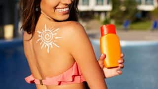 How to apply sunscreen? Here's the right way to apply sunscreen to protect your skin this summer