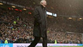 Manchester United have been unlucky under manager Jose Mourinho, says Sir Alex Ferguson