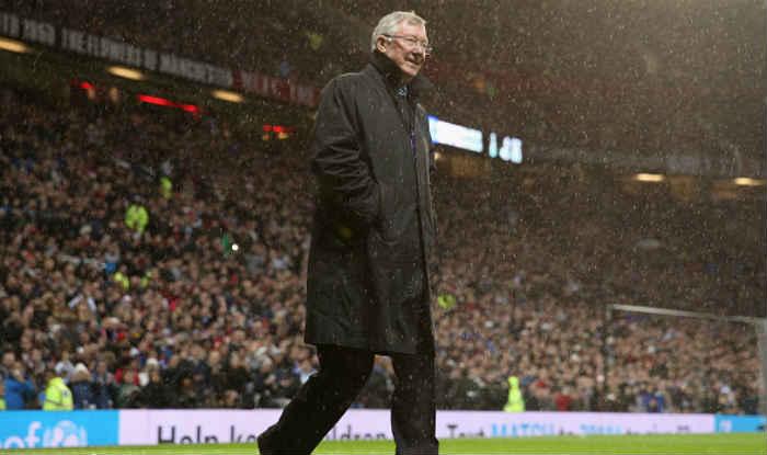 Sir Alex Ferguson. (Getty Image)