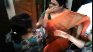 Hyderabad: Wife of Osmania University professor slaps activist over raid for suspected child labour