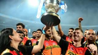 Sunrisers Hyderabad Schedule IPL 2017: Complete timetable, Fixture & Dates of SRH matches in Vivo IPL 10
