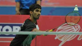 K Srikanth's fight ends in agony at German Open