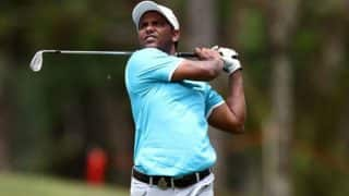 SSP Chawrasia in hunt for Indian Open golf title