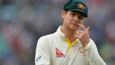 Steve Smith reaches out to Ajinkya Rahane, offers beer after the end of the series
