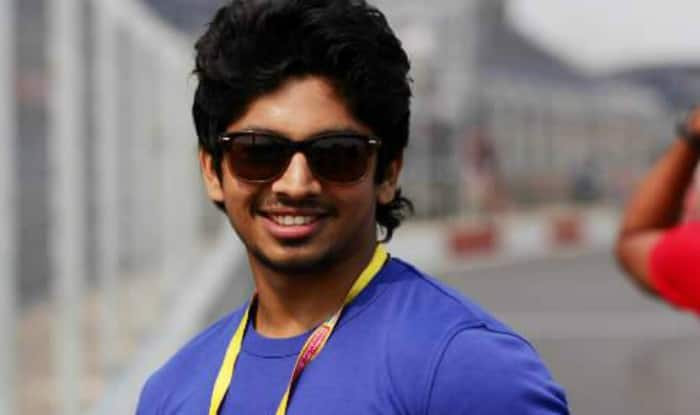 b9095a999d33 National car racer Ashwin Sundar