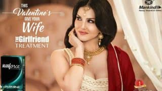 Sunny Leone's latest condom ad creates controversy: Goa Women's commission asks for Manforce Jasmine Commercial to be removed