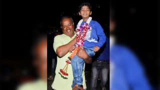 Oscars 2017: Sunny Pawar, India's youngest ever star at the Academy Awards gets a grand welcome in Mumbai - view pics