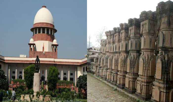 supreme court ram temple