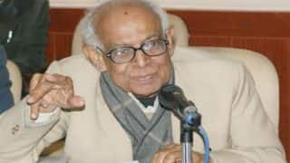 Former MP and diplomat Syed Shahabuddin, known for opposing Babri Masjid demolition, passes away