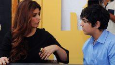 OMG! Twinkle Khanna says Aarav's friends call her savage