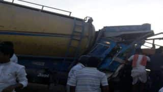 West Bengal: 6 dead after tanker rams into a car near Rathtala