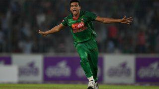 Sri Lanka vs Bangladesh: Rain washes out match after Taskin Ahmed, Kusal Mendis feats