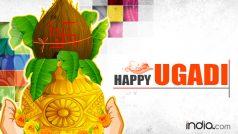 Happy Ugadi Quotes, Shayri, Sayings, SMS, & eGreetings to Share on this Ugadi 2017