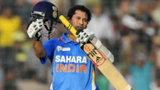 Sachin Tendulkar reveals Viv Richards convinced him not to retire after 2007 World Cup debacle