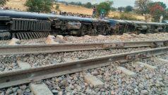 UP: 12 injured as 8 coaches of Mahakaushal express derail near Kulpahar; rescue operation underway