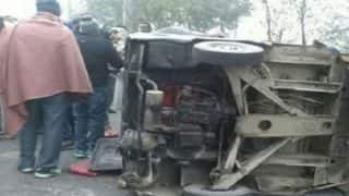 Rajasthan: 15 killed in jeep-truck collision in Hanumangarh