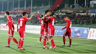 I-league 2018-19: Churchill Brothers Aim to Top Table With Victory Against Shillong Lajong