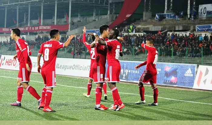 Churchill Brothers FC, who are currently enjoying a purple patch under coach Derrick Pereira will look to continue their winning run against Shillong Lajong